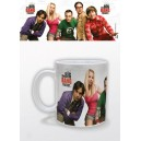 Mug Cast - The Big Bang Theory