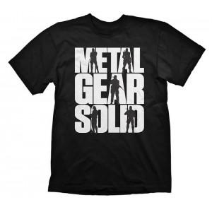 T-shirt Metal Gear Solid