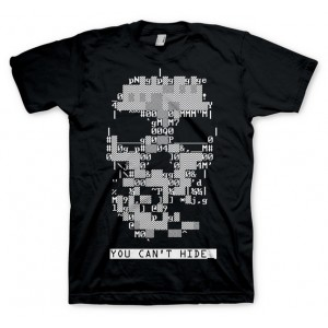 T-shirt Watch Dogs : Skull