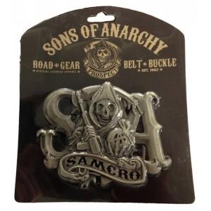 Boucle de ceinture Sons of Anarchy : le Grim Reaper