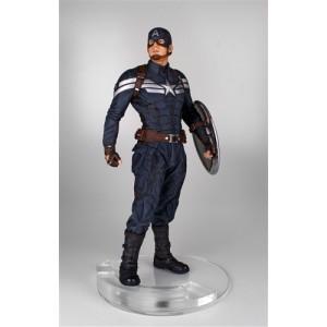 Statuette Captain America Le Soldat de l'Hiver 49cm