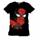 T-Shirt Spider-Man Mask