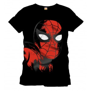T-Shirt Mask - Spider-Man