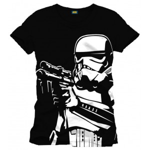 T-Shirt C-3PO & R2-D2 de Star Wars