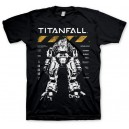 Atlas Spec t-shirt from the Titanfall video game