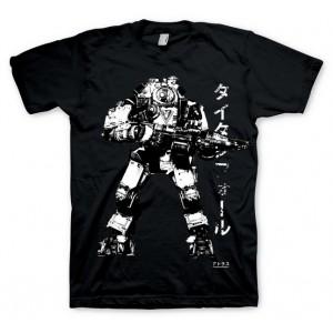 T-shirt Titanfall : Atorasu