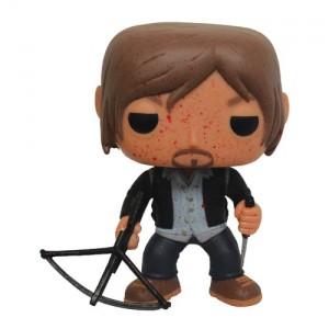 Figurine Pop! Vinyl Daryl Dixon ensanglanté The Walking Dead