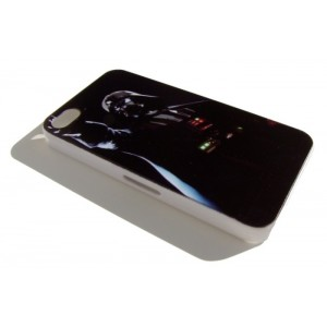 Coque Iphone 4, 4S ou 5 Star Wars, Dark Vador