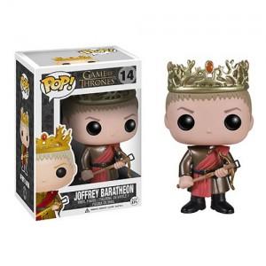 Figurine Pop! Vinyl King Joffrey Game of Thrones