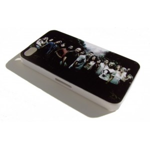 Coque Iphone 4, 4S et 5 Lost, le cast saison 1
