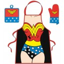 Wonder Woman kitchen-set