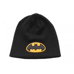 Bonnet Batman noir