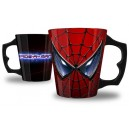 Mug Relief Face - Spider-Man