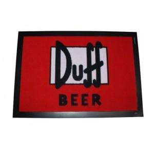 Paillasson Duff Beer de the Simpsons