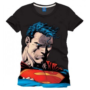 T-shirt Superman dessiné par Jim Lee