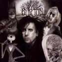Produits derives Tim Burton