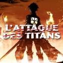 Produits derives L'attaque des titans