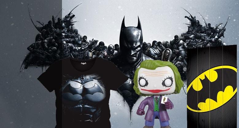 Produits dérivés Batman